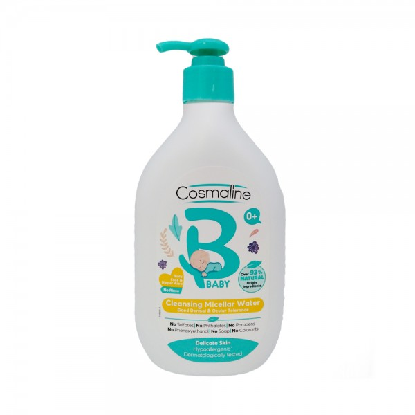 BABY CLEANSING MICELLAR WATER 541972-V001 by Cosmaline