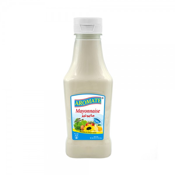Aromate Mayonnaise Light Squeeze 542477-V001 by Aromate