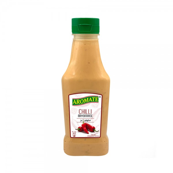 Aromate Mayonnaise Chili Squeeze 542478-V001 by Aromate