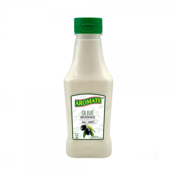 Aromate Mayonnaise Olive Squeeze 542480-V001 by Aromate