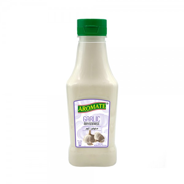 Aromate Mayonnaise Garlic Squeeze 542481-V001 by Aromate