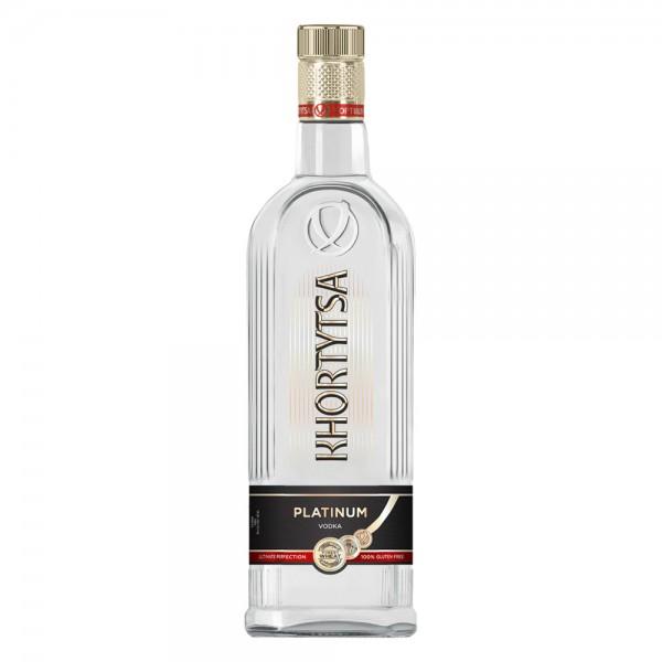 PLATINUM VODKA 542498-V001 by KHORTYTSA