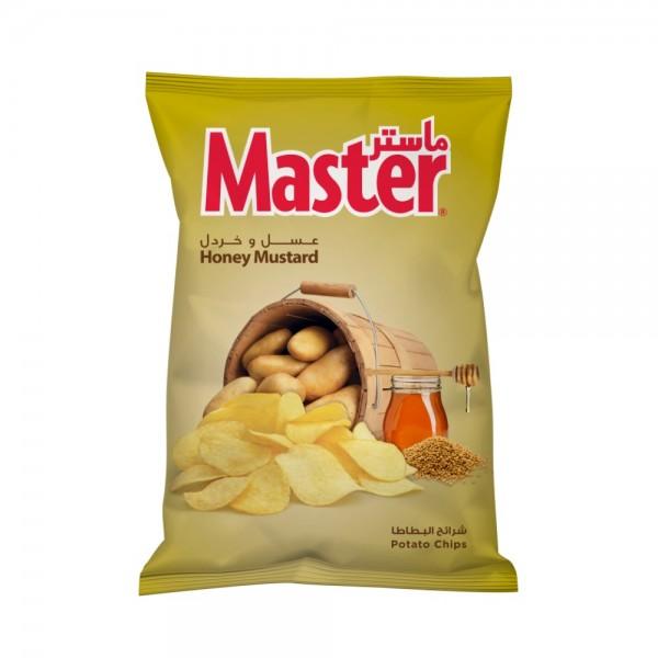 Master Chips Flat Honey Mustard 542683-V001 by Master Chips