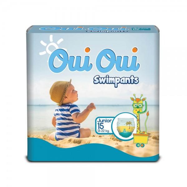 BABY DIAPERS SWIMPANTS 13-22KG 542711-V001 by Oui Oui