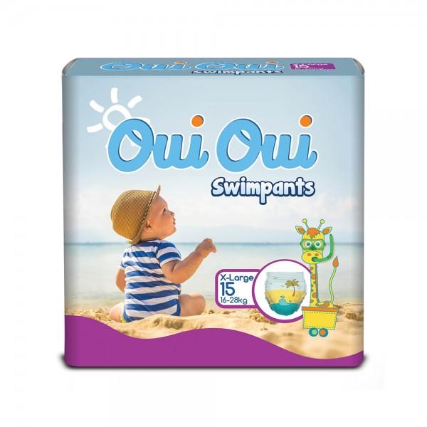 BABY DIAPERS SWIMPANTS 16-28KG 542712-V001 by Oui Oui