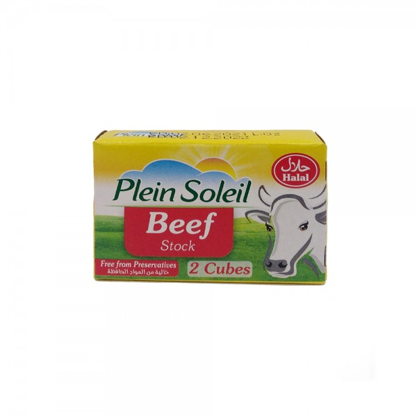 BEEF STOCK CUBES 542801-V001 by Plein Soleil