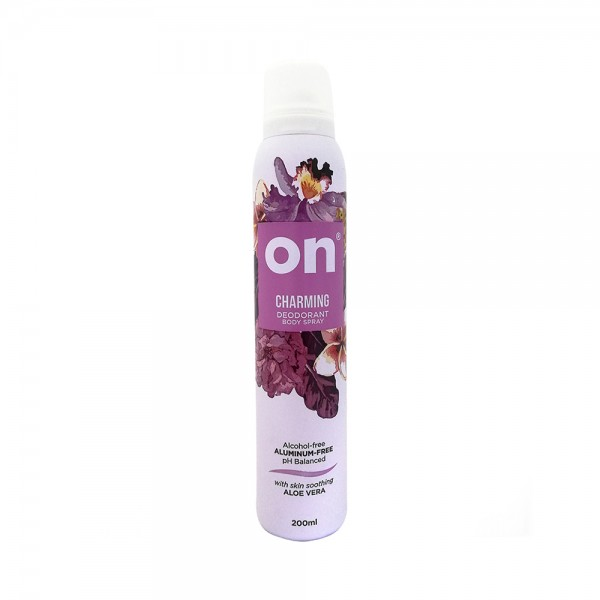 ON DEO WOMEN CHARMING 542901-V001 by ON