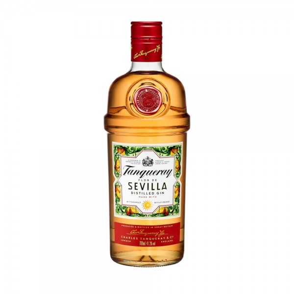 Tanqueray Flor De Sevilla Gin 542911-V001 by Tanqueray No.10