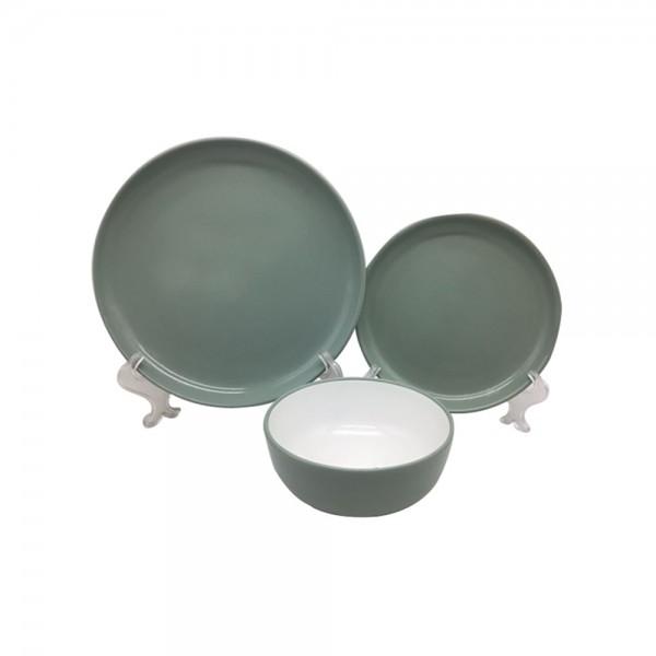 STONEWAWRE DINNER SET GREEN 542933-V001 by ETN