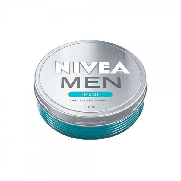 MEN CREAM FRESH BODY FACE HANDS 543195-V001 by Nivea