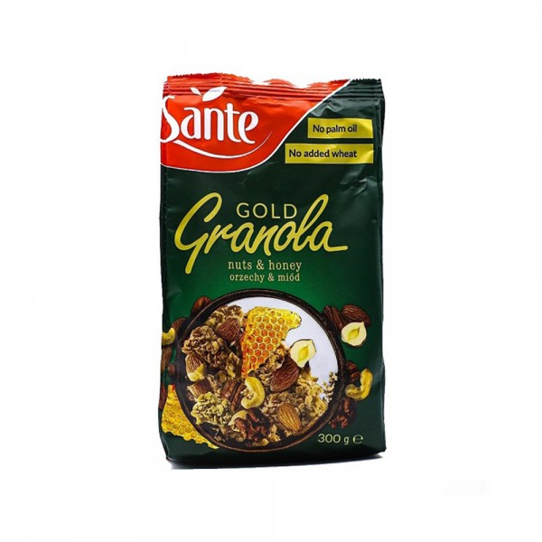 GRANOLA GOLD WITH NUTS 543218-V001 by Sante