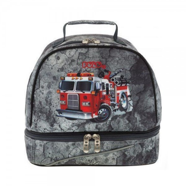 SMALL BAG NEW KID'S FUN TRAIN GREY 543458-V001 by Polo