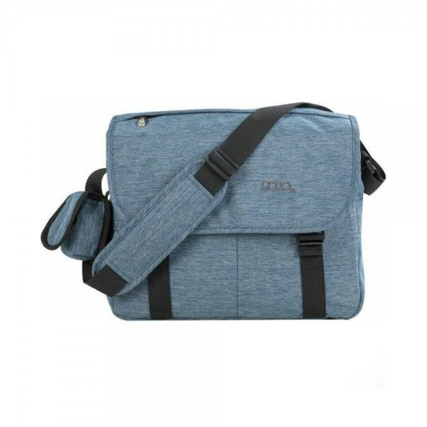 BRIEFCASE EXPANDABLE JEANS BLUE 543478-V001 by Polo