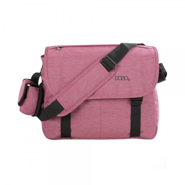 BRIEFCASE EXPANDABLE D.PINK 543480-V001 by Polo
