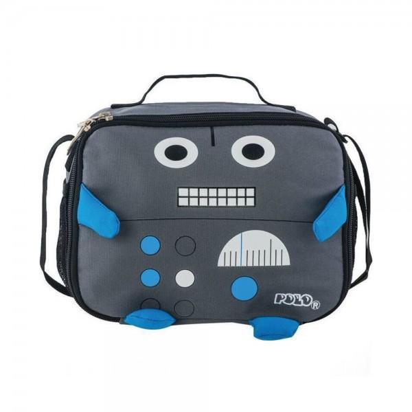COOLER BAG POOH ROBOT GREY 543490-V001 by Polo