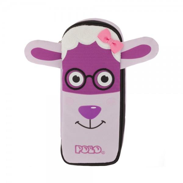 ANIMAL PENCIL CASE SHEEP 543497-V001 by Polo