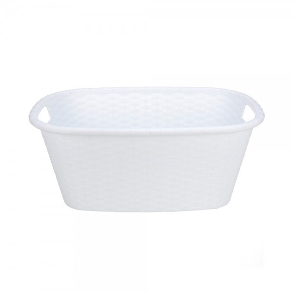LAUNDRY BASKET 60X40X25CM MIXED 543807-V001 by EH Excellent Houseware