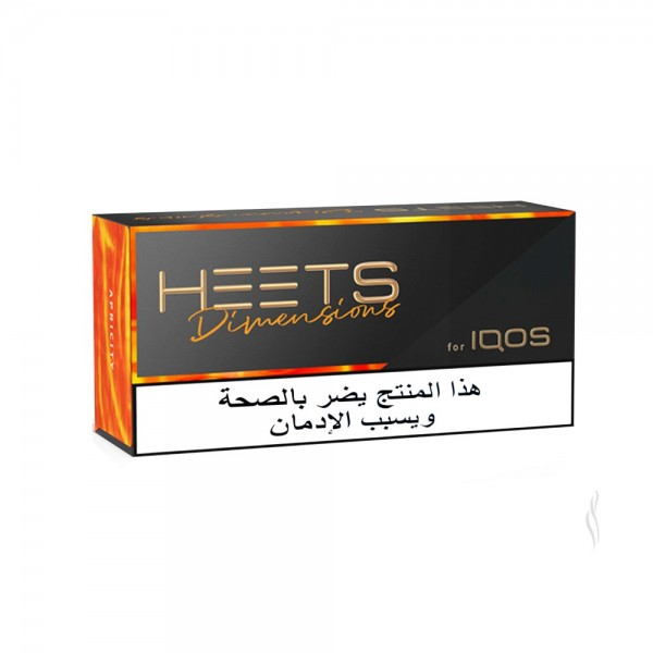 Heets Dimensions for IQOS Apricity selection 543868-V001 by Heets