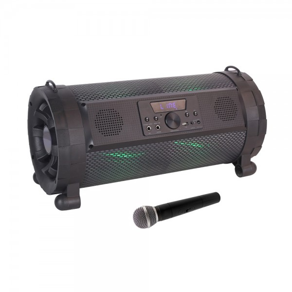 PORTABLE SPEAKER RECHARGEABLE USB BLUETOOTH FN REM 543916-V001 by CONQUEROR