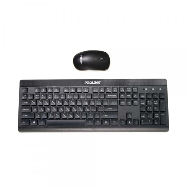 WIRLESS KEYBOARD+MOUSE 543952-V001 by PROLINK