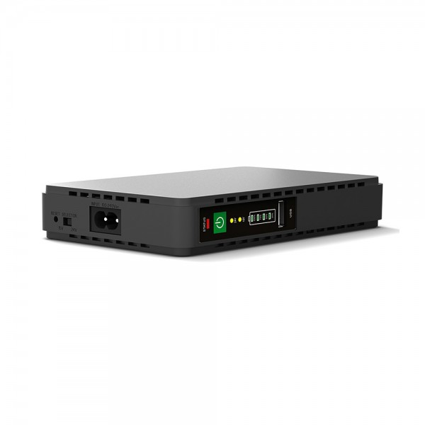 ROUTER UPS MULTIFUCTIONAL ECONET NETWORK PBANK 543959-V001 by Ecoplus