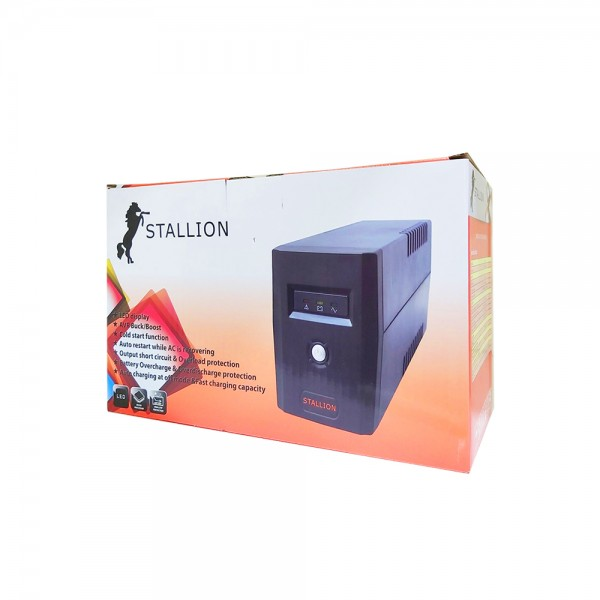 UPS STALLION 900VA WITH AVR 543960-V001 by Stallion