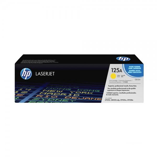 LASERJET YELLOW 125A 543975-V001 by HP