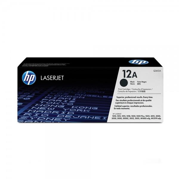 TONER BLACK 12A 543976-V001 by HP