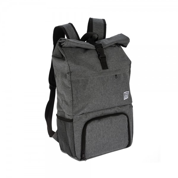 BACKPACK POLYESTER GREY 544196-V001 by EH Excellent Houseware