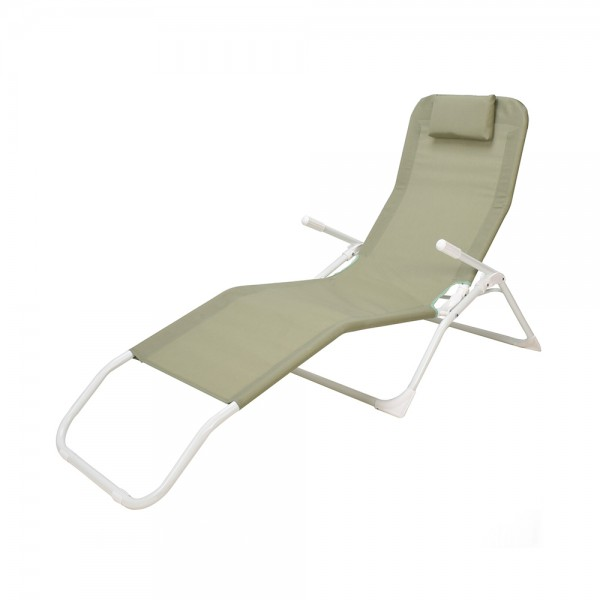 SIESTA LOUNGER GREEN 544212-V001 by EH Excellent Houseware