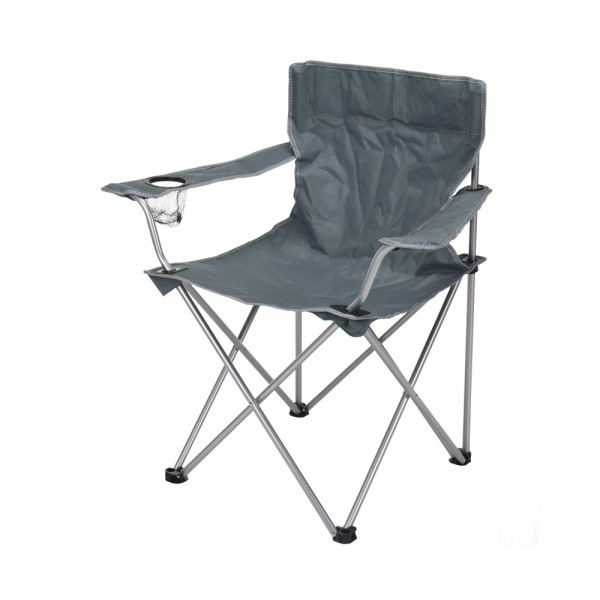 CHAIR FOLDABLE METAL 3ASSRTD CLR 544214-V001 by EH Excellent Houseware