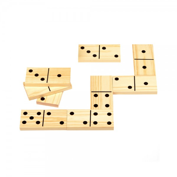 DOMINO WOOD 544231-V001 by EH Excellent Houseware