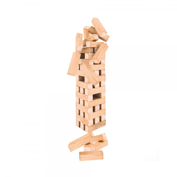 TOWER STACKING WOOD 544232-V001 by EH Excellent Houseware