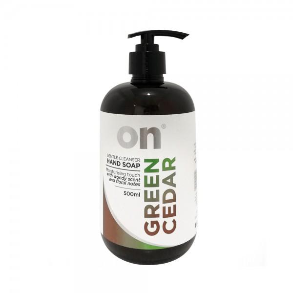 HAND SOAP GREEN CEDAR 544843-V001 by ON