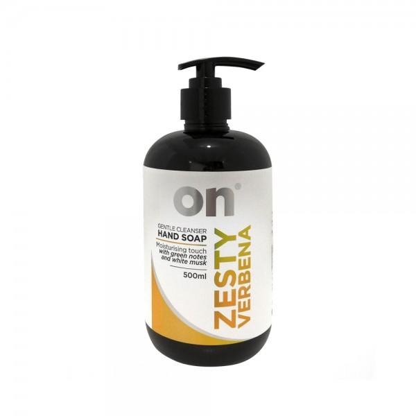 HAND SOAP ZESTY VERBENA 544847-V001 by ON