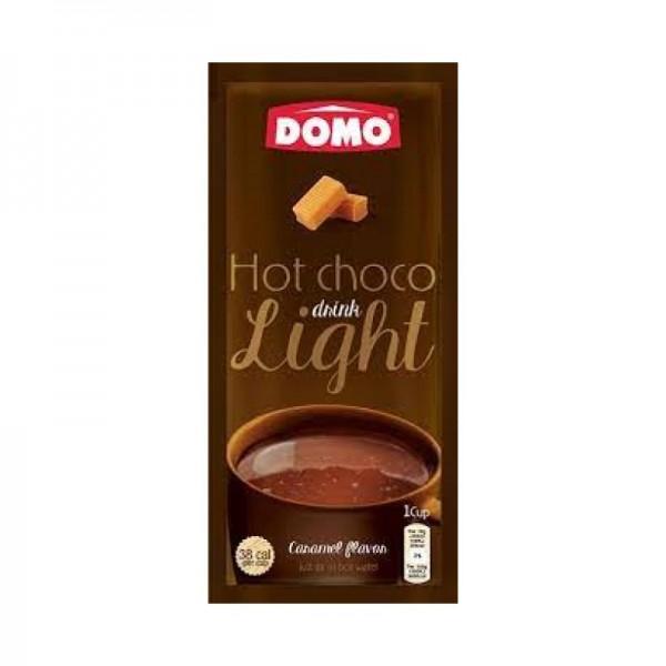 DOMO Hot Chocolate Light Mocha Caramel 10g 469463-V001 by Domo