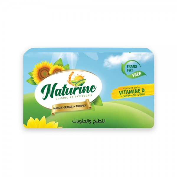 NATURINE Cooking & Pastry Spread 250g 530536-V001 by Naturine