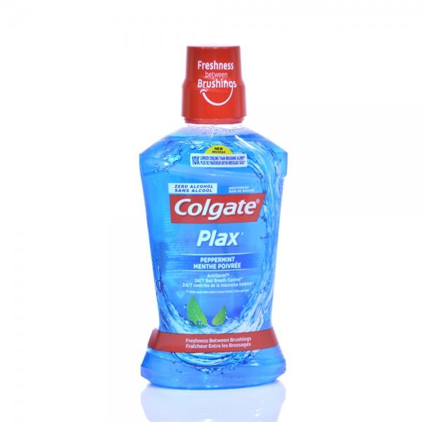 Colgate Plax Peppermint Mouthwash 500 ml 431210-V001 by Colgate