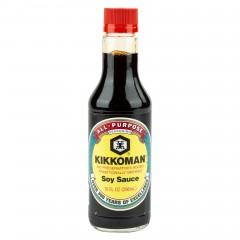 Kikkoman Soy Sauce 10Oz 103979-V001 by Kikkoman