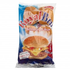 Pain D'Or Hamburger Bread 6 Pieces 175193-V001 by Pain D'or