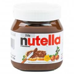 Ferrero Nutella Chocolate Spread 350g 215000-V001 by Ferrero
