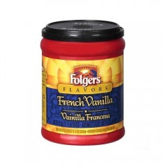FLAVORS FRENCH VANILLA 319687-V001 by Folgers