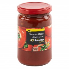 Spinneys Tomato Paste 330g 371012-V001 by Spinneys Food