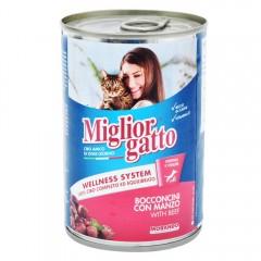 Miglior Dog Conserve Manzo - 405G 448854-V001 by Miglior Cane