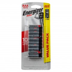 Energizer AAA 15+5 FREE 106825-V007 by Energizer