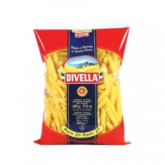 Divella Pasta Penne 27  - 500G 506207-V001 by Divella
