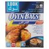 Look Oven Bags Medium 0-3Kg (25X38Cm) 8 Bags 118371-V001