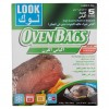 Look Oven Bags Large 3-5Kg (35X43Cm) 5 Bags 118375-V001