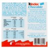Kinder Chocolate Small Bars Pack 50G 137511-V001 by Ferrero