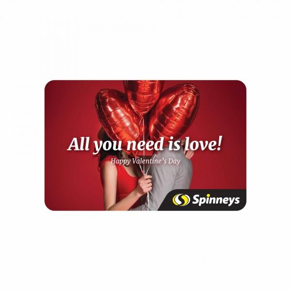 Happy Valentine's Day eGift Card